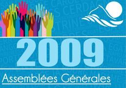 Assemblées Générales 2009