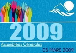 Assemblée Générale 3/03/2009