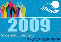 Assemblée Générale 12/11/2009