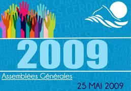 Assemblée Générale 25/05/2009