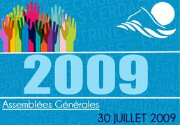 Assemblée Générale 30/07/2009
