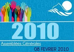 Assemblée Générale 8/02/2010