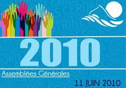 Assemblée Générale 11/06/2010