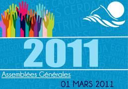 Assemblée Générale 1/03/2011