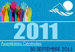 Assemblée Générale 30/09/2011