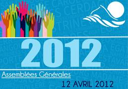 Assemblée Générale 12/04/12