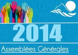 Assemblées Générales 2014