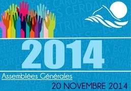 Assemblée Générale 20/11/14