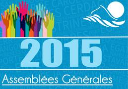 Assemblées Générales 2015